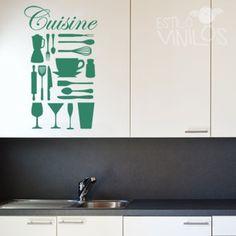 Como puedo decorar mi office de cocina que cuadritos puedo - Cocinas pintadas ...