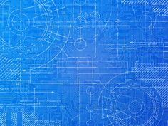 7 best blueprints images on pinterest batmobile comics and autos the technical electronics blueprint wall mural from murals your way will add a distinctive touch to any room malvernweather Gallery