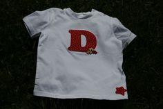Camisetas originales, con lo que nos pidas. 18€/u. A partir de 2 a 15€/u. #camisetas #t-shirt #niños #letras #original