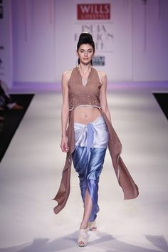 India Fashion, Fashion Week, Wendell Rodricks, Vogue India, Indian Wear, Ballet Skirt, Skirts, How To Wear, Fashion Designers