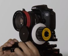Click to watch 522 Productions on YouTube review the ikan Follow Focus!