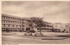 General Hospital,Bulawayo General Hospital, Zimbabwe, See It, Continents, Old Photos, South Africa, The Good Place, Places To Visit, Street View