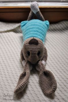 Mesmerizing Crochet an Amigurumi Rabbit Ideas. Lovely Crochet an Amigurumi Rabbit Ideas. Crochet Toys Patterns, Amigurumi Patterns, Stuffed Toys Patterns, Bunny Crochet, Cute Crochet, Knitted Dolls, Crochet Dolls, Cute Desk Accessories, Easy Crochet Projects