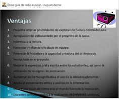 Radio Escolar - 8 Herramientas TIC para Implementarla | #Artículo #Edtech