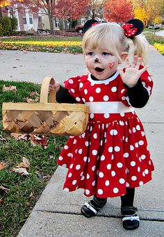 Minnie mouse...cute