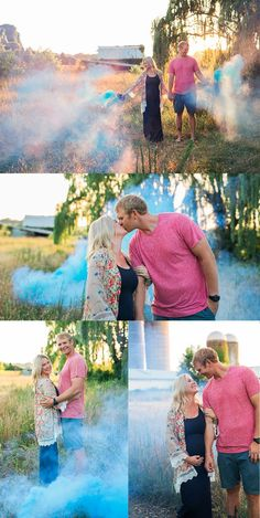 Baby reveal ideas smoke bomb 27 Ideas for 2019 Gender Reveal Pictures, Simple Gender Reveal, Twin Gender Reveal, Gender Reveal Announcement, Gender Announcements, Baby Gender Reveal Party, Gender Party, Gender Reveal Smoke Bomb, Gender Reveal Photography