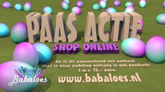 Paas Actie | Babaloes | Beach & Sportswear