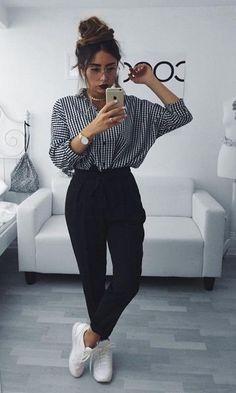 684685f5b80c 2173 melhores imagens de Camisaria Feminina em 2019 | Moda feminina ...