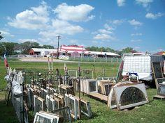 The Warrenton/Round Top Show Top Show, Antique Show, Round Top, Festivals, Fields, Dolores Park, Texas, Antiques, Heart