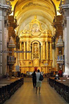 La catedral metropolitana de Buenos Aires, Argentina.