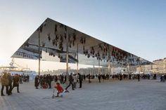 Prix de l'aménagement urbain 2013, 4 lauréats dont dans la catégorie « Territoires métropolitains » : l'aménagement du Vieux-Port à Marseille