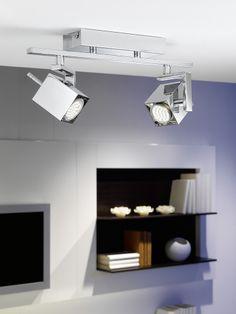 LED spot luminaire MANAO 1 Office Lighting, Bathroom Lighting, Led Lamp, Floating Shelves, Indoor, Mirror, Modern, Furniture, Track