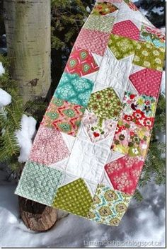 25 Table Runner Patterns