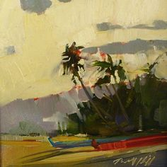 Outriggers by Darrell Hill Oil