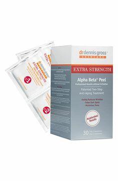 Dr. Dennis Gross Skincare Extra Strength Alpha Beta® Peel - 30 Applications | Nordstrom