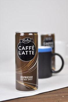 Dreimal so viel Koffeein wie ein normaler Espresso und gleichzeitig so erfrischend wie ein Eiskaffee – das ist der CAFFÈ LATTE von Emmi