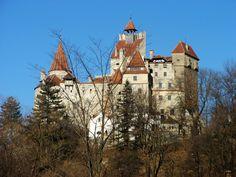 Dracula Castle | Dracula's castle by pichindel