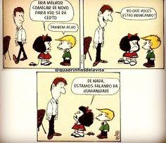 Repost @quadrinhosdelavita Será que reiniciando dá jeito?! =) - #Mafalda - Gostou e ainda não nos segue? SIGA @quadrinhosdelavita (instagram e facebook) porque sua presença é muito importante para nós! Seja muito bem-vinda(o)! =) #quadrinhosdelavita - - - #quadrinhos #tirinhas #livros #vida #tirinhas #mundo #humanidade #pensamentos #trechos #versos #gratidao #gratidão #felicidade #força #focoforçafé #focoforçaefé #forca #objetivos #metas #pensar #sucesso #feliz #sabedoria #instafrases #foco…