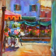 Colorful Art and Inspirational Writing from Artist/Writer Dreama Tolle Perry