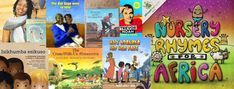 A few MORE good [South] African books… for children