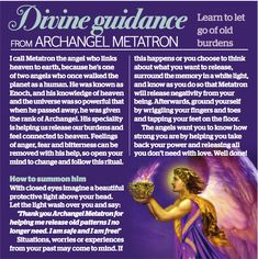 MGCK LOVES: Introduction to Archangel Metatron...