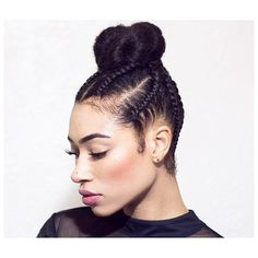 #Braidspiration by lovely Fresh Lengths Make your next #braidedupdo possible withSEARCH Magic Foam Hair Bun Maker Set= a rat tail comb   foam tool that makes #parting   braiding   making a bun waaaaay easier  Tap the bio link to #JustHaveFun #hotd #hairtool #hairbun #braided #braidedstyle #perfect #updo #gorgeous #hairbun #hairbungoals #hairgoals #braidgoals #babyhairgoals #beautiful #hairspiration