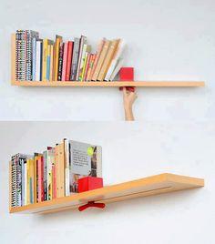 Adjustable book holder-smart!