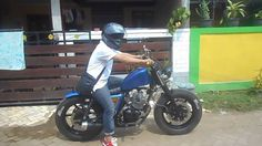 the best thunder 125 bratstyle consep