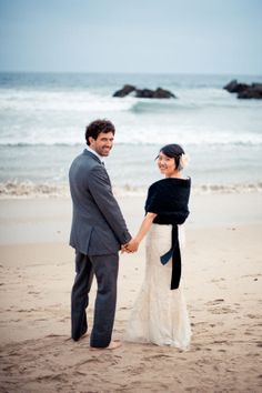 Monterey area wedding {photography courtesy of john + Louise Weddings}
