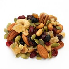 august 31 trail mix day