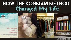 """Using the KonMari method from the book """"The Life-Changing Magic of Tidying Up"""" to declutter my kitchen. The Life, Change My Life, Konmari Method Folding, Memes Top, Linen Closet Organization, Declutter Your Life, Marie Kondo, Tidy Up, Green Life"""