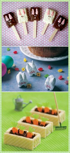 Great #Easter #crafts for kids. I remember doing several of these....but love the carrot box! What a great idea to take glue and outline a picture and then sprinkle.    And the hand print!   Great ideas for teachers and moms! (grandmas too)