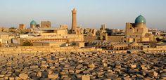 Beautiful Places: Bukhara - The city of IMAM BUKHARI