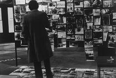 "Takuma Nakahira, 'From ""Circulation: Date, Place, Events"",' 1971, Grey Art Gallery"
