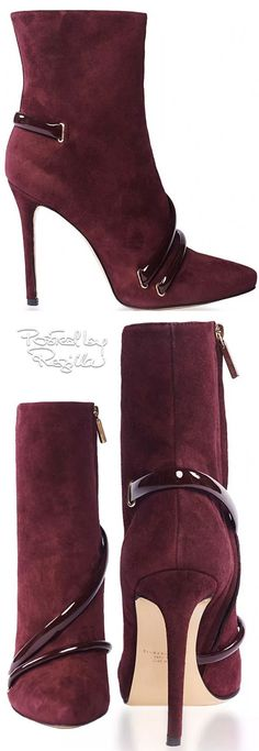 Love the shape of these boots