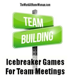 Looking to get more out of your direct sales team meetings? Try using icebreaker games to cut the tension. Here are some icebreaker games to get you started Team Building Icebreakers, Team Building Activities For Adults, Team Building Games, Team Activities, Team Building Exercises, Team Games, Leadership Activities, Abc Games, Leadership Tips