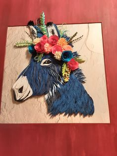 Quilling Cards, Quilling Designs, Flora, Moose Art, Pictures, Animals, Photos, Animales, Animaux