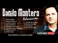 1 hora con lo mejor de las canciones de adoración de Danilo Montero a nuestro Dios. Suscribete a nuestro canal.