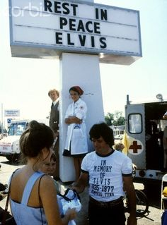 Rest in peace…..l - Elvis never left