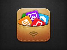 File Pod - App Icon - visit us at www.logopro.it