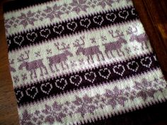 Classic Colorwork Cowl by gotthebutton, via Flickr