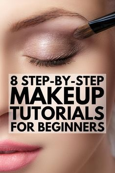 8 stepbystep makeup tutorials for beginners to teach you the basics of applying foundation concealer eyeshadow eyeliner mascara and blush tips for perfect contouring and. Foundation Contouring, Makeup Tutorial Foundation, How To Apply Foundation, Contouring And Highlighting, Flawless Foundation Application, Eye Shadow Application, Foundation Tips, Natural Foundation, Makeup Contouring