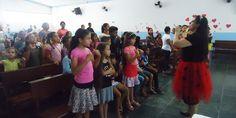 Aviva Criança – Igreja Pentecostal Deus é Amor