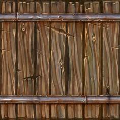 wooden barrel texture