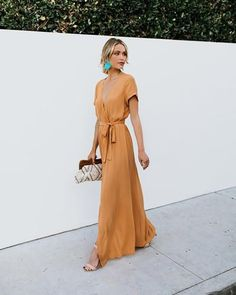Maxi Wrap Dress Wrap Dresses Long Dress Maxi Summer Dress Wrap Dress Maternity Dress Bridesmaids Dress Baby Shower DressCasual Dress - Wrap Dresses - Ideas of Wrap Dresses Look Boho Chic, Maxi Wrap Dress, Wrap Dresses, Maxi Dresses, Wrap Dress Outfit, Lace Maxi, Baby Shower Dresses, Summer Baby Shower Dress, Maxi Robes