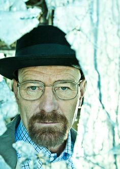 Heisenberg aka Bryan Cranston