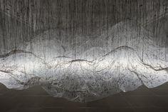 Los paisajes suspendidos del artista japonés Onishi Yasuaki