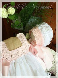 Un año más el conjunto Olivia llega con fuerza y es que no hay nada como el calor para lucir a nuestro bebé           El jesusito va compl...