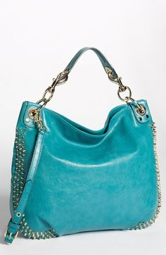 Rebecca Minkoff 'Mini-Luscious' Studded Hobo, Large | Nordstrom Anni Sale why are you so evil