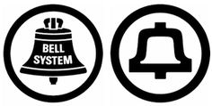 Cultural History Gem: Saul Bass's Original Pitch for the Bell Systems Logo Redesign, 1969 - The greatest graphic designer of all time traces the evolution of consumer culture via the telephone Bell Logo, Consumer Culture, Saul Bass, Phone Companies, Famous Logos, Vintage Telephone, Logo Design, Graphic Design, Pitch